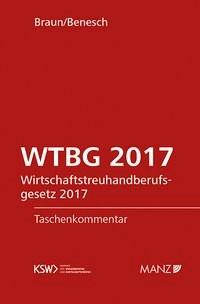 WTBG 2017 | Braun / Benesch, 2017 | Buch (Cover)