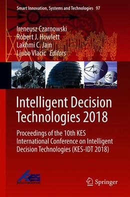 Abbildung von Czarnowski / Howlett | Intelligent Decision Technologies 2018 | 1. Auflage | 2018 | 97 | beck-shop.de