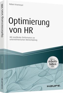 Abbildung von Knemeyer | Optimierung von HR | 1. Auflage | 2018 | beck-shop.de