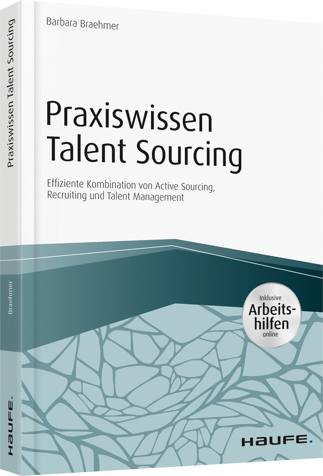 Praxiswissen Talent Sourcing | Braehmer, 2019 | Buch (Cover)