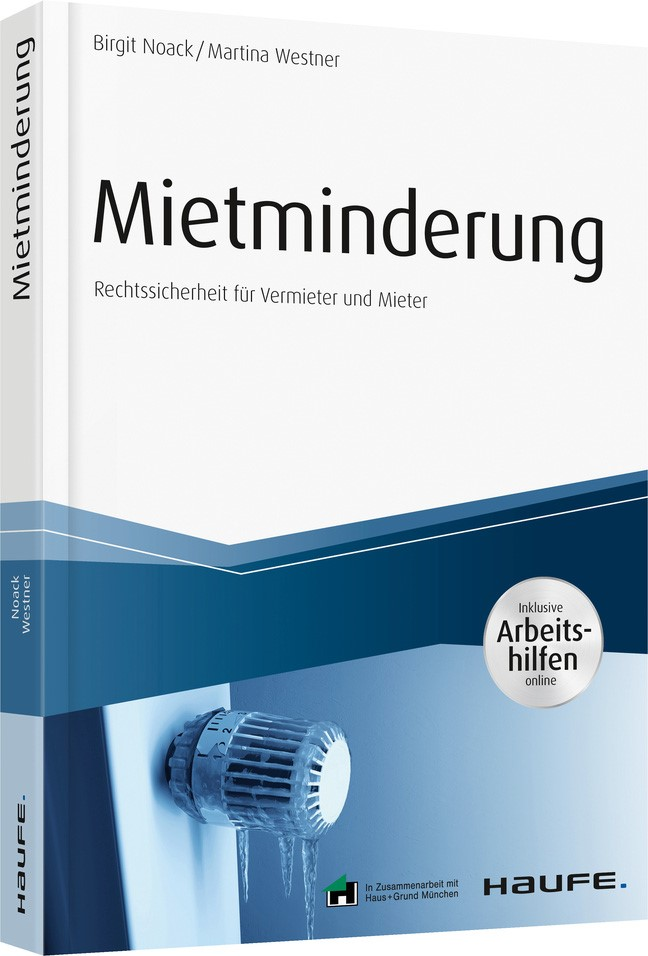 Mietminderung | Noack / Westner, 2019 | Buch (Cover)