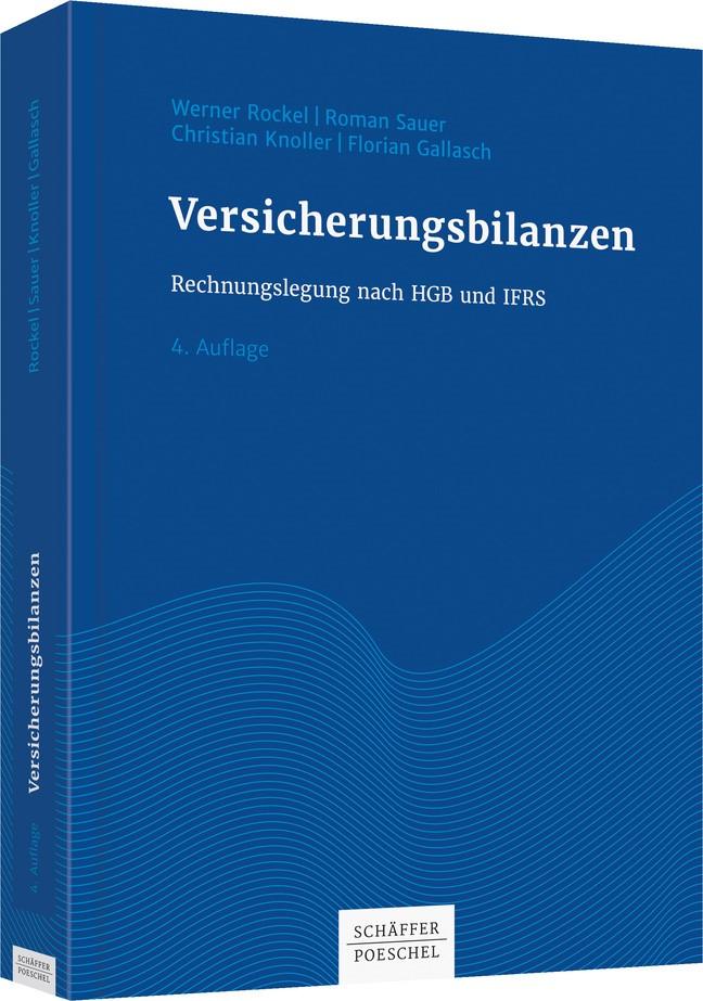 Versicherungsbilanzen | Rockel / Helten / Ott | 4. überarbeitete Auflage 2018, 2019 | Buch (Cover)