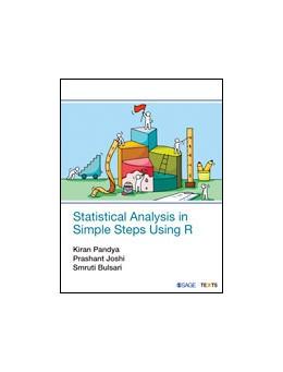 Abbildung von Pandya / Joshi | Statistical Analysis in Simple Steps Using R | 1. Auflage | 2018 | beck-shop.de