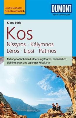 Abbildung von Bötig   DuMont Reise-Taschenbuch Reiseführer Kos, Níssyros, Kálymnos, Léros, Lipsí, Pátmos   4., aktualisierte Auflage   2018   mit Online Updates als Gratis-...
