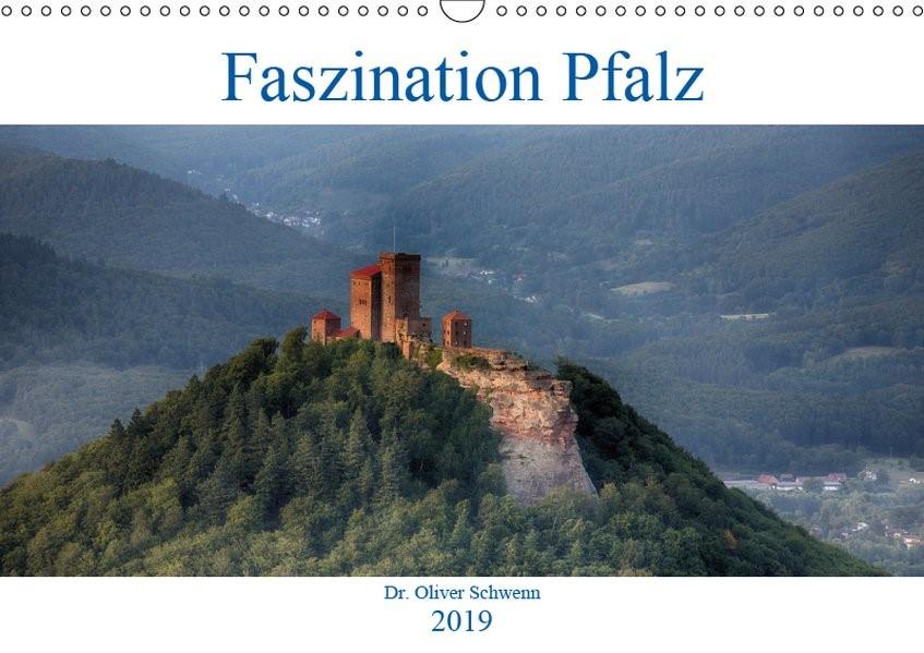 Faszination Pfalz (Wandkalender 2019 DIN A3 quer) | Oliver Schwenn | 2. Edition 2018, 2018 (Cover)