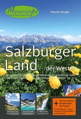 Abbildung von Krake | Salzburger Land - der Westen | 1. Auflage | 2018 | Der ganze Pinzgau mit den Urla...