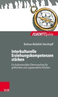 Interkulturelle Erziehungskompetenzen stärken | Abdallah-Steinkopff, 2018 | Buch (Cover)