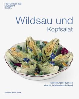 Abbildung von Wildsau und Kopfsalat   2018   Strassburger Fayencen des 18.J...