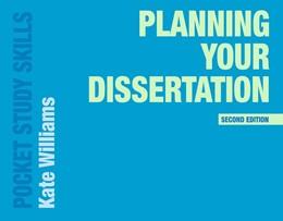 Abbildung von Williams | Planning Your Dissertation | 2nd ed. 2018 | 2018
