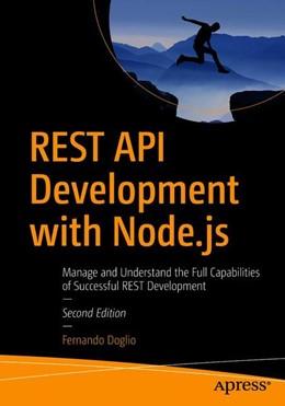Abbildung von Doglio | REST API Development with Node.js | 2018 | Manage and Understand the Full...