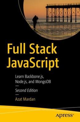 Abbildung von Mardan | Full Stack JavaScript | 2018 | Learn Backbone.js, Node.js, an...