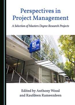 Abbildung von Wood / Rameezdeen | Perspectives in Project Management | 2018 | A Selection of Masters Degree ...