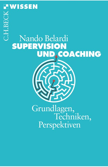 Cover: Nando Belardi, Supervision und Coaching