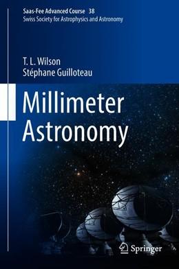 Abbildung von Wilson / Dessauges-Zavadsky / Pfenniger   Millimeter Astronomy   2018   Saas-Fee Advanced Course 38. S...