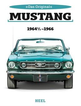 Abbildung von Date   Das Original: Ford Mustang 1964 1/2 bis 1966   1. Auflage   2018   beck-shop.de