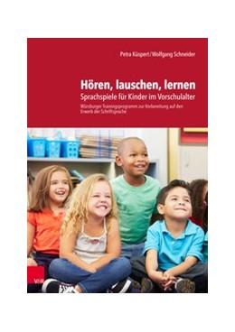 Abbildung von Küspert / Schneider | Hören, lauschen, lernen - Anleitung und Arbeitsmaterial | 7. Auflage | 2018 | beck-shop.de