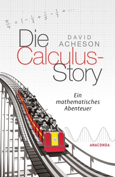 Die Calculus-Story | Acheson, 2018 | Buch (Cover)