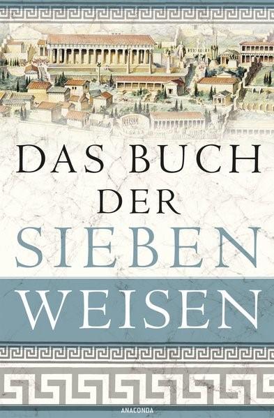 Das Buch der sieben Weisen | Ackermann, 2018 | Buch (Cover)