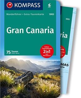 Abbildung von Mertz | Gran Canaria | 1. Auflage | 2018 | Wanderführer mit Extra-Tourenk...