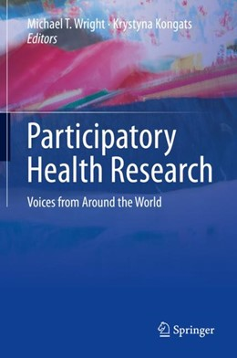 Abbildung von Wright / Kongats | Participatory Health Research | 2018 | Voices from Around the World
