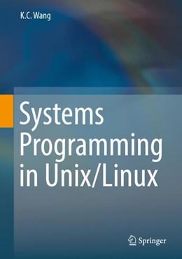 Abbildung von Wang | Systems Programming in Unix/Linux | 2018