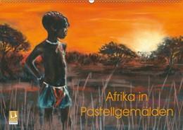 Abbildung von Krause | Afrika in Pastellgemälden (Wandkalender 2019 DIN A2 quer) | 3. Edition 2018 | 2018 | Handgemalte Pastellbilder eine...