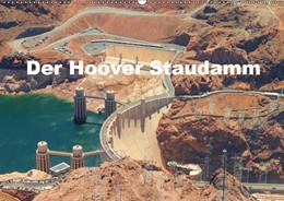 Abbildung von Krahn | Der Hoover Staudamm (Wandkalender 2019 DIN A2 quer) | 3. Edition 2018 | 2018 | Bildern der Staumauer in Nevad...
