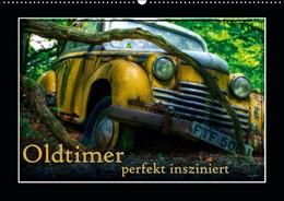 Abbildung von Adams | Oldtimer perfekt insziniert (Wandkalender 2019 DIN A2 quer) | 3. Edition 2018 | 2018 | Bilder verschiedener, teils au...