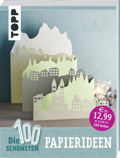 Die 100 schönsten Papierideen, 2018 | Buch (Cover)