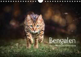Abbildung von Krappweis | Bengalen Outdoor und Action (Wandkalender 2019 DIN A4 quer) | 2. Edition 2018 | 2018 | Bengalen, die kleinen Leoparde...