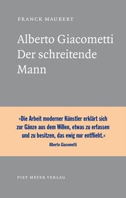 Abbildung von Maubert | Alberto Giacometti | 2019 | Der schreitende Mann