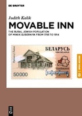 Movable Inn   Kalik, 2018   Buch (Cover)