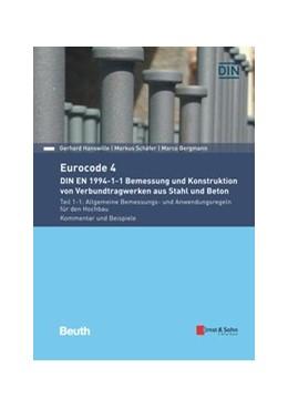 Abbildung von Hanswille / Schäfer / Bergmann | Eurocode 4 - DIN EN 1994-1-1 Bemessung und Konstruktion von Verbundtragwerken aus Stahl und Beton. | 2020 | Teil 1-1: Allgemeine Bemessung...