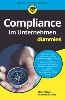 Abbildung von Haag / Jantz | Compliance im Unternehmen für Dummies | 1. Auflage | 2018 | beck-shop.de