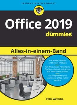 Abbildung von Weverka | Office 2019 Alles-in-einem-Band für Dummies | 1. Auflage | 2019 | beck-shop.de
