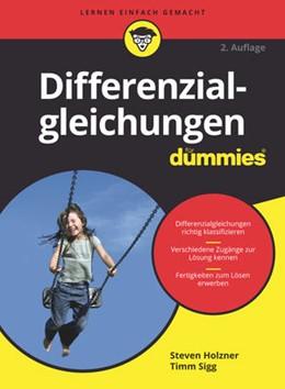Abbildung von Holzner / Sigg | Differenzialgleichungen für Dummies | 2018