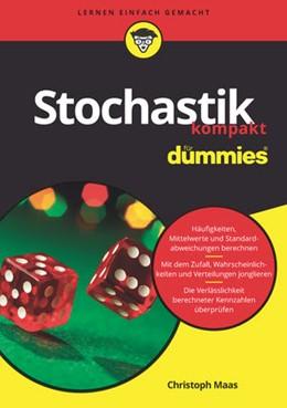 Abbildung von Maas | Stochastik kompakt für Dummies | 1. Auflage | 2019 | beck-shop.de