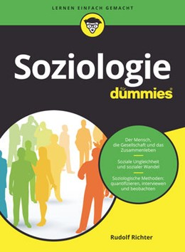 Abbildung von Richter   Soziologie für Dummies   2018