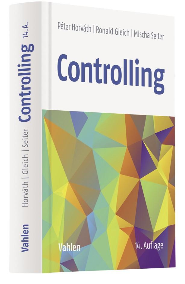 Controlling | Horváth / Gleich / Seiter | 14. Auflage, 2019 | Buch (Cover)