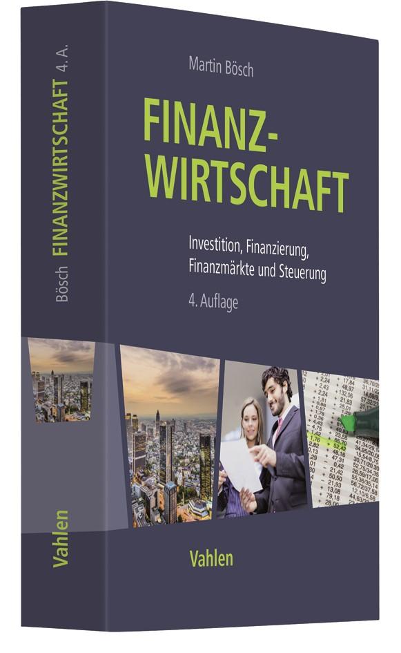 Abbildung von Bösch | Finanzwirtschaft | 4., aktualisierte Auflage | 2019