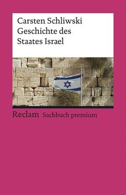 Abbildung von Schliwski   Geschichte des Staates Israel   2., erweiterte Auflage   2018