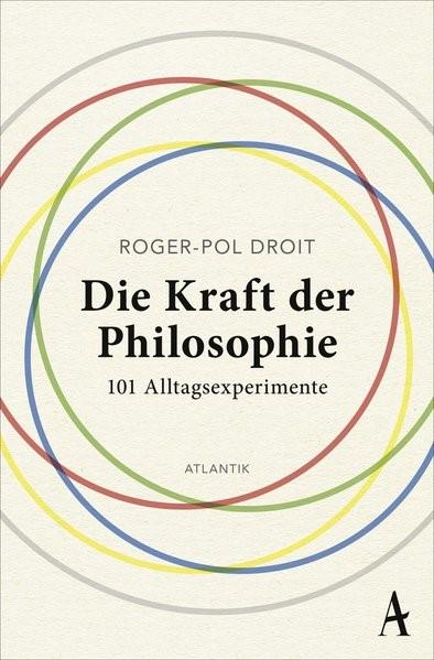 Die Kraft der Philosophie | Droit, 2018 | Buch (Cover)
