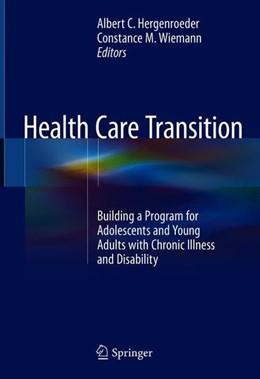 Abbildung von Hergenroeder / Wiemann   Health Care Transition   1. Auflage   2018   beck-shop.de