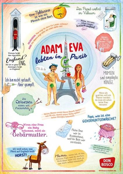 Adam und Eva lebten in Paris, 2018 (Cover)