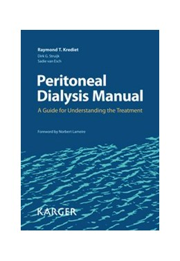 Abbildung von Krediet / Struijk / Esch | Peritoneal Dialysis Manual | 2018 | A Guide for Understanding the ...