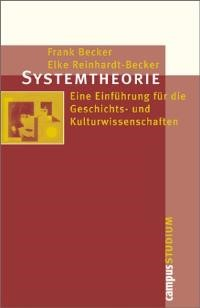Abbildung von Becker / Reinhardt-Becker | Systemtheorie | 2001