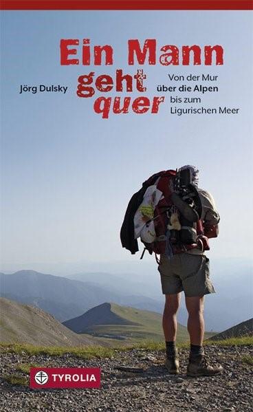 Ein Mann geht quer | Dulsky, 2018 | Buch (Cover)