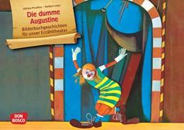 Abbildung von Preußler   Die dumme Augustine. Kamishibai Bildkartenset.   2018   Entdecken - Erzählen - Begreif...