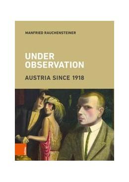 Abbildung von Rauchensteiner   Under Observation   1. Auflage   2018   beck-shop.de