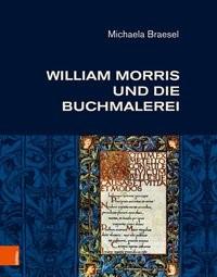 William Morris und die Buchmalerei | Braesel, 2019 | Buch (Cover)